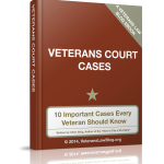 10 Veterans Court Cases Every Veteran Could Know